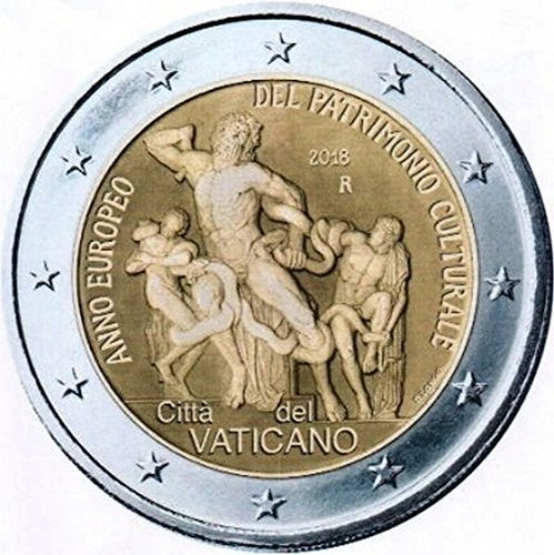 Vatikan 2018 - Kulturelles Erbe -