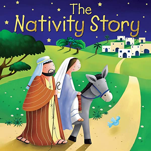 The Nativity Story (Candle Bible for Kids): Amazon.co.uk: Juliet David, Jo Parry, Jo Parry: Books