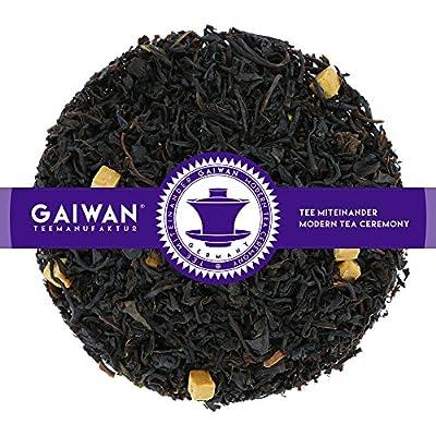 """N° 1312: Thé noir """"Caramel"""" - feuilles de thé - GAIWAN® GERMANY - thé noir d'Inde, Chine, caramel"""