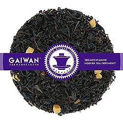 """Nr. 1312: Schwarzer Tee """"Caramel"""" - 100 g - GAIWAN® TEEMANUFAKTUR - Schwarztee aus Indien und China, Karamell, Caramel, Loser Tee"""