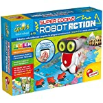 Lisciani games Im a Genius Super Coding Robot Action, Multicoloured, 68630