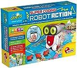 Liscianigiochi- I'm a Genius Super Coding Robot Action, Multicolore, 68630