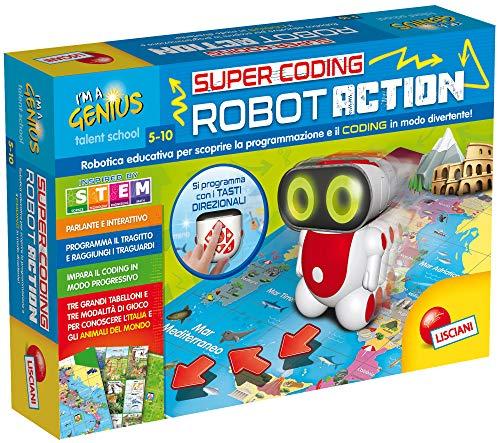 Liscianigiochi I'm a Genius Super Coding Robot Action,, 68630