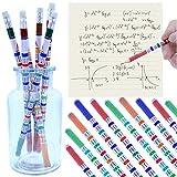 German Trendseller 24 x Party - Bleistifte - Das Kleine Einmal Eins ┃ NEU ┃ Kindergeburtstag ┃ Mitgebsel ┃ Spicker Stifte ┃ 24 Stück