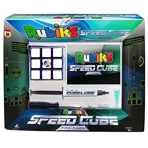 Winning Moves Rubik 's Speed Cube Pro-Pack None Mehrfarbig -