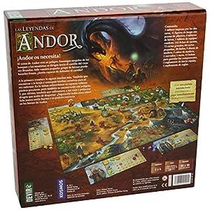Devir – Las leyendas de Andor (BGANDOR)