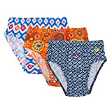 Rich Touch Women's Brief/Hipster 100% Cotton Ladies Designer Printed Panties Inner Wear Combo Pack Offer Sale - 12 Pc Box Packing