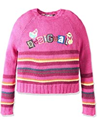 Desigual Gustave, Sweat-Shirt Fille