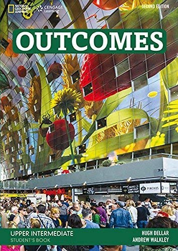 Outcomes - Second Edition: B2.1/B2.2: Upper Intermediate - Student's Book (with Printed Access Code) + DVD