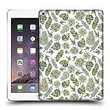 Offizielle Pom Graphic Design Gold Tropicana Muster 2 Ruckseite Hülle für iPad Air 2 (2014)