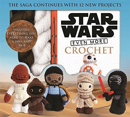 Kit Amigurumi di Star Wars (Guerre Stellari)