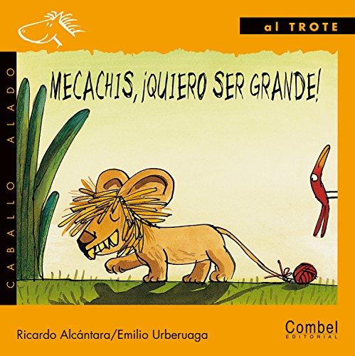 Mecachis, ¡quiero ser grande! (Caballo alado) por Ricardo Alcántara Sgarbi