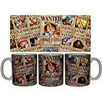 Taza one piece + chapa