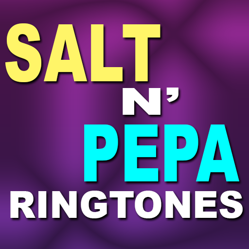 Salt N' Pepa Ringtones Fan App (Pepa De Video)