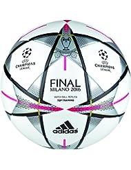 adidas Performance Palla Finale Milano Top Training, Bianco, 5, AC5496