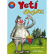 Yeti Spaghetti (I Am Reading)