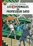 LES AVENTURES DE BLAKE ET MORTIMER. LES 3 FORMULES DU PROFESSEUR SATO. TOME II.