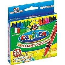 Kredki swiecowe Carioca 24 kolory