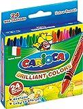 Carioca Cf24 Pastelli Cera Ass. Ti