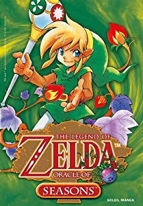 The Legend of Zelda - Oracle Of Seasons Edition simple One-shot