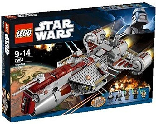 LEGO Star Wars 7964 - Republic Frigate -