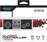 Retro-Bit 295699 Klassiek Controleur, Grijs (Nintendo Ds)