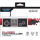 Retro-Bit 8-Bit Classic Controller(Electronic Games)