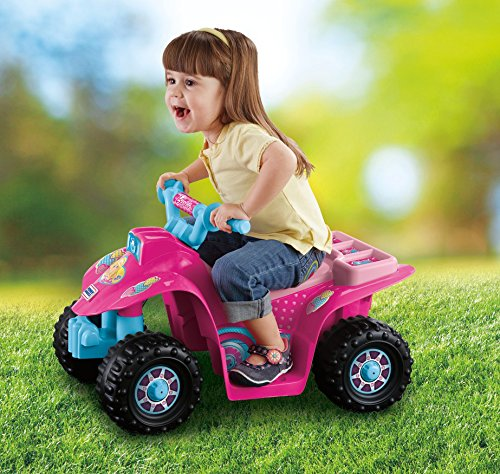Fisher Price Power Wheels Barbie Lil' Quad