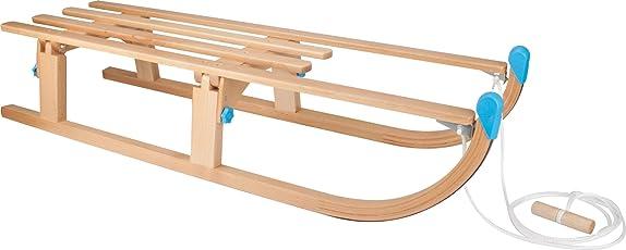 Nijdam Holzschlitten faltbar, Buche, 0263