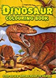Dinosaur Colouring Book - 51 Different Dinosaurs to Colour