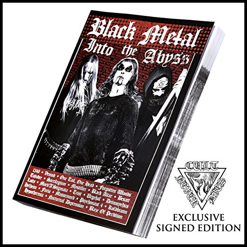 Black Metal: Into The Abyss (SIGNED BY AUTHOR)