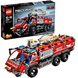 #9: LEGO Technic Airport Rescue Vehicle 42068 Building Kit (1094 Piece)