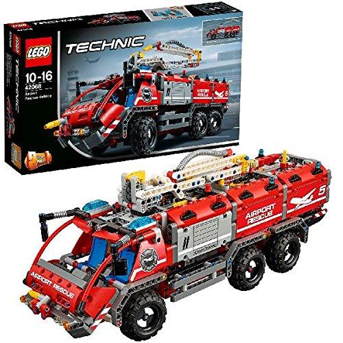 Lego-Technic-42068-Flughafen-Lschfahrzeug