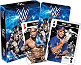signs-unique WWE Superstars Set mit 52 Spielkarten + Joker (NM 52534)