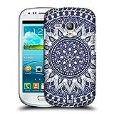 Head Case Designs Verzaubert Mandala Ruckseite Hülle für Samsung Galaxy S3 III mini