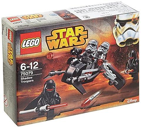 LEGO Star Wars - 75079 - Jeu De Construction - Shadow Troopers
