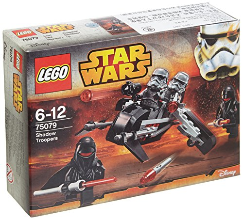 LEGO Star Wars - 75079 - Jeu De Construction - Shadow Troopers