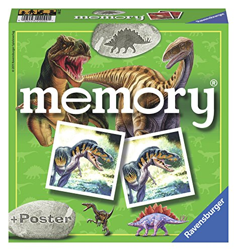 Ravensburger 22099 Dinosaurier-Memory