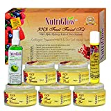 NutriGlow AHA Fruit Facial Kit 300g With Alpha - Best Reviews Guide