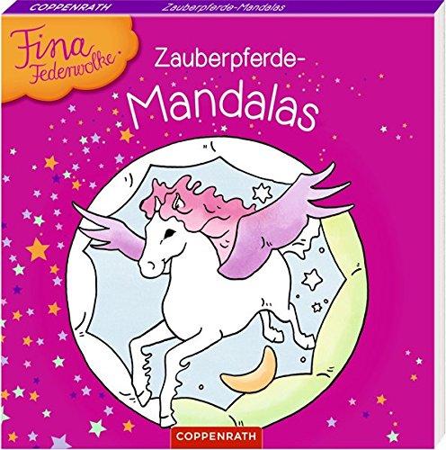 Fina Federwolke - Zauberpferde-Mandalas