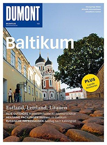 Bildatlas: Baltikum - Estland, Lettland, Litauen
