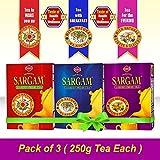 #8: Sargam Fresh Tea with (6 Natural + Elaichi + Ginger & Ealichi) 750 gm
