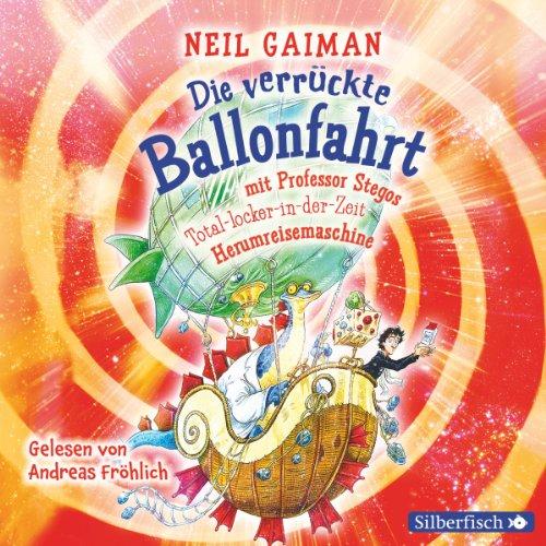 Buchseite und Rezensionen zu 'Die verrückte Ballonfahrt' von Neil Gaiman