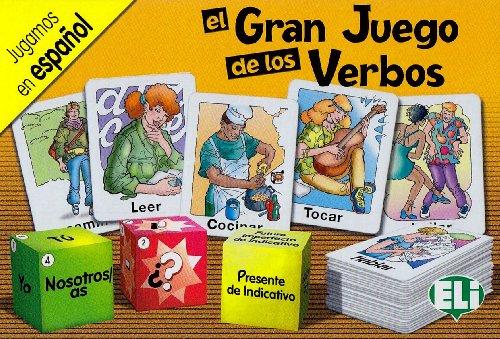 ELI Language Games: El gran juego de los verbos