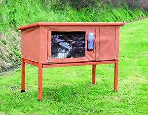 Trixie Schutzhülle für Kleintierstall für # 62371, 98 × 45 × 57 cm