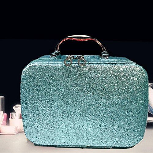 % @ HUAZHUNG - portatili corsa del vestito di lavaggio di viaggio di corsa del sacchetto signore portatili borsa sacchetto impermeabile trousse tromba B