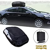 Jiahe Car Rooftop Cargo Carrier Bag Fo rd Edge Explorer Expedition F-150 Falcon Fiesta Focus Kuge Waterproof Soft Shell…