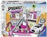 Ravensburger tiptoi Spielwelt Einkaufszentrum - 00762 / Erlebe Einen Tollen Shopping-Tag im Einkaufszentrum