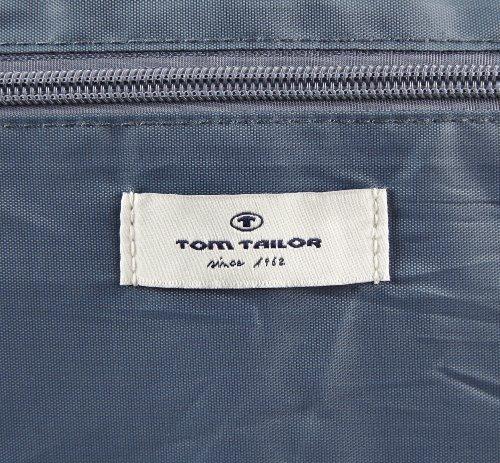Tom Tailor Acc MIRI DELUXE 15003 Damen Shopper 44x28x18 cm (B x H x T) Schwarz (schwarz 60)