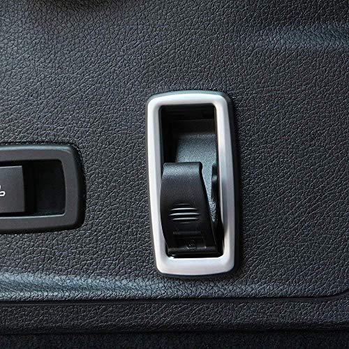Accessoires de Voiture ABS Plastique Arrière Queue Porte Coffre Boîte Crochet Cadre Garniture pour 2 Série F45 F46 218i 2015-2017